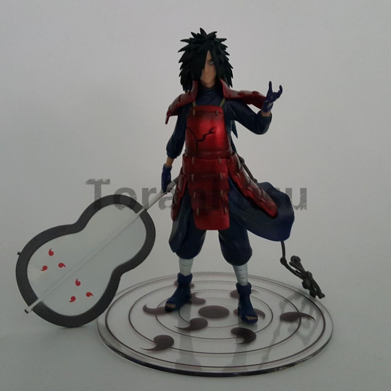 Naruto Shippuden Uchiha Madara Hand Model Action Figure