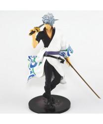 Gintama Sakata Gintoki Action PVC Limited Figure