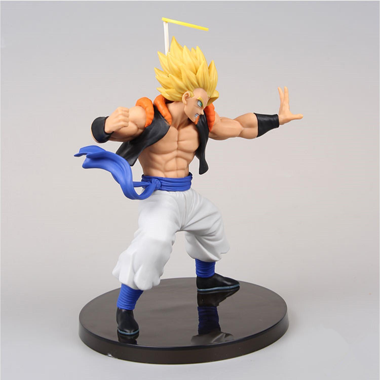 Dragon Ball Super Saiyan Gogeta Action Limited Edition Figure