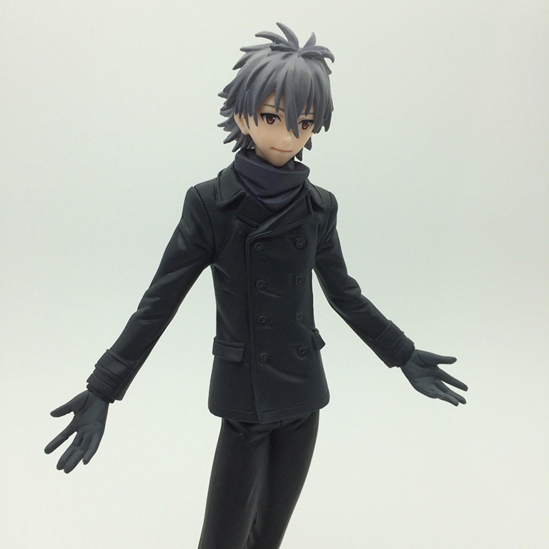 Neon gensis Evagenlion Nagisa Kaworu PVC Action Figure