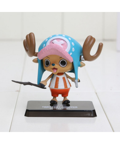 Limited Edition One Piece Crown Chopper Collectible Figure