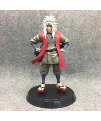 Naruto Shippuden Jiraiya Action Figure 1 8 scale painted figure Gama Sennin Jiraiya PVC figure Toy