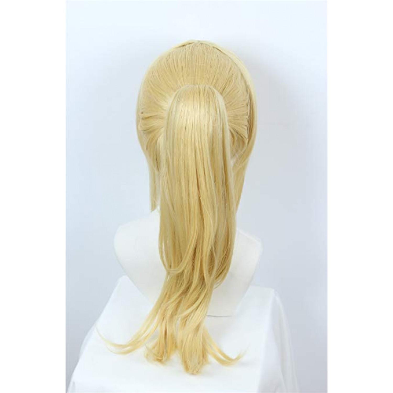 Zero Suit Samus Cosplay Wig Super Smash Bros Brawl Party Wig