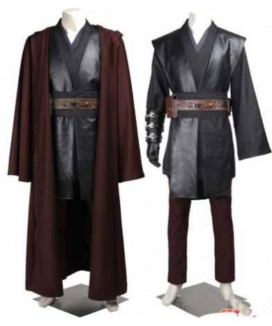 Anakin Skywalker Cosplay Costume for Star Wars III Revenge of the Sith