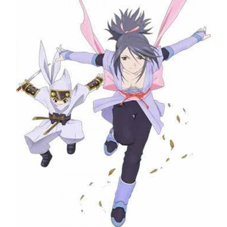 Anime Tales of Symphonia Sheena Fujibayashi Cosplay Costume custom made