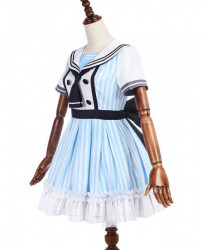 Love Live INozomi Tojo Party Dress Cosplay Costume