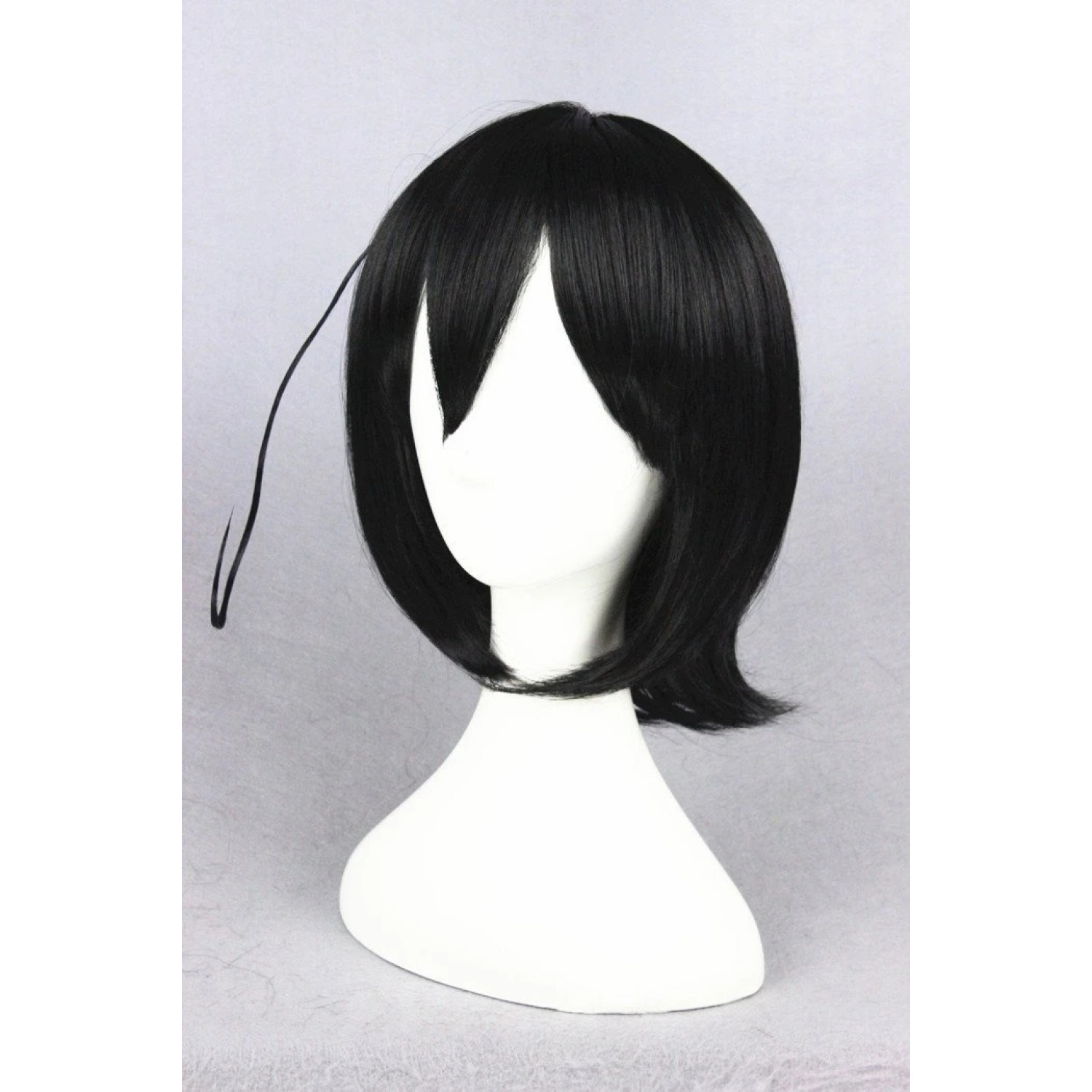 Another Misaki Mei Black Short Cosplay Wig