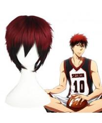 Kuroko No Basketball Kagami Taiga Cosplay Wig