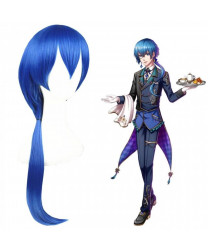 100 Sleeping Princes & the Kingdom of Dreams Seyi Blue Cosplay Wig