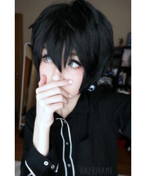 Ao No Exorcist Okumura Rin Cosplay Wig