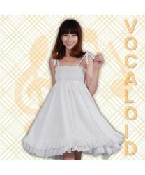 Vocaloid Luka Cosplay Dress