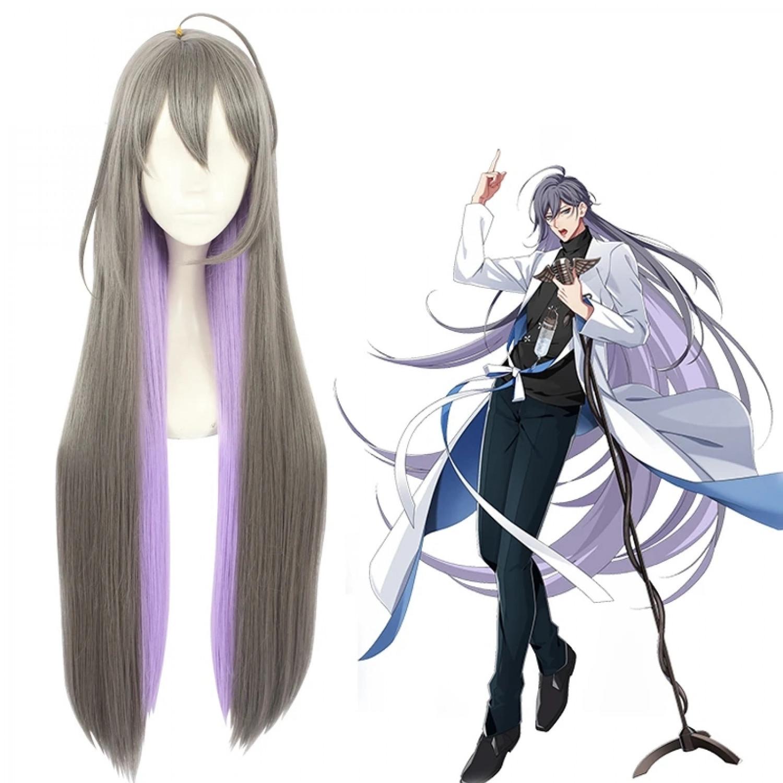 Hypnosis Mic Jakurai Jinguji Cosplay Wig