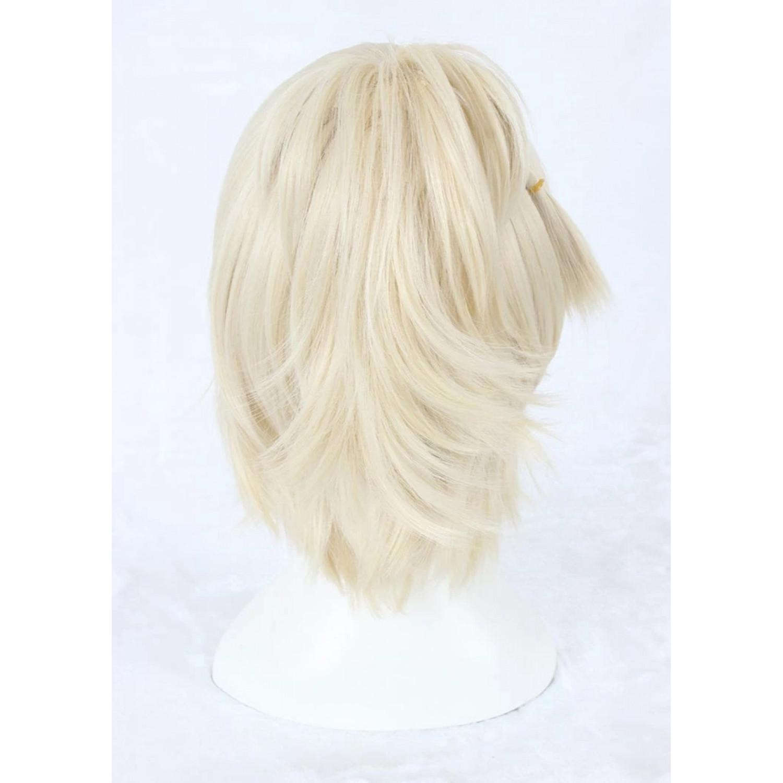 Final Fantasy XV Lunafreya Nox Fleuret Cosplay Wig