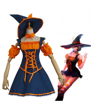 League of Legends lol Bewitching Nidalee Cosplay Costume