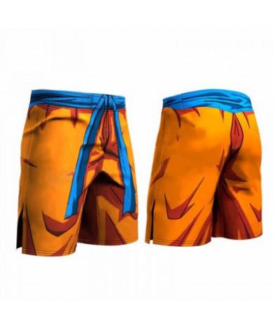 Dragon Ball Running Mens Quick-Dry Shorts