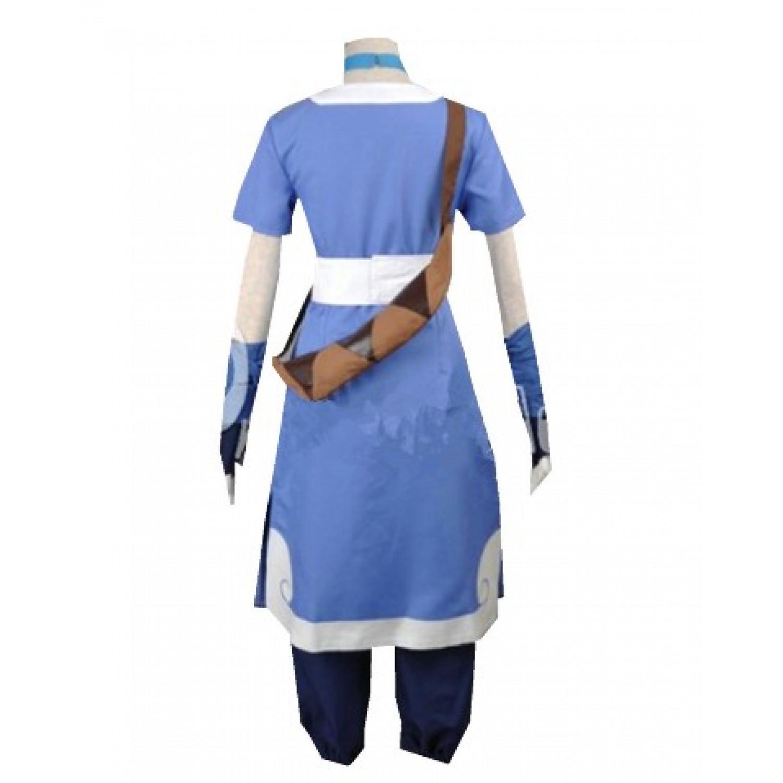 Avatar The Last Airbender Katara Cosplay Costume ( free ...