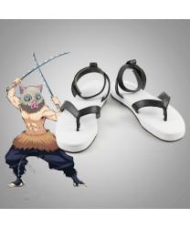 Demon Slayer Hashibira Inosuke Cosplay Shoes