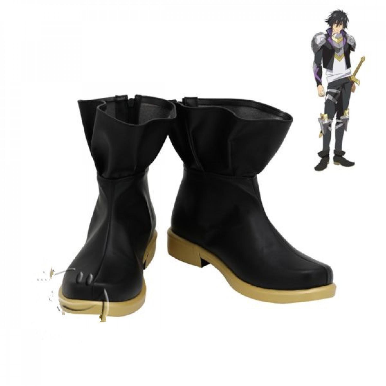 Cautious Hero Ryuuguuin Seiya Cosplay Shoes