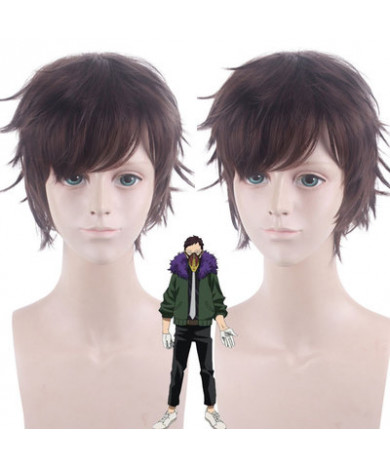 My Boku no Hero Academia overhaul Cosplay Wig