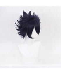 My Hero Academia Amajiki Tamaki Blue Cosplay Wig
