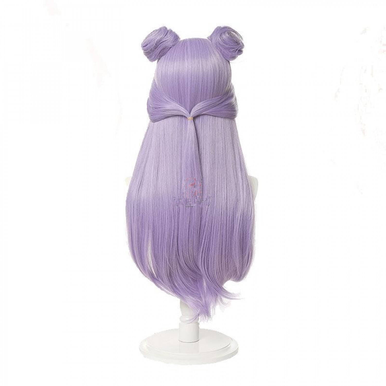 LOL Evelynn Cosplay Wig