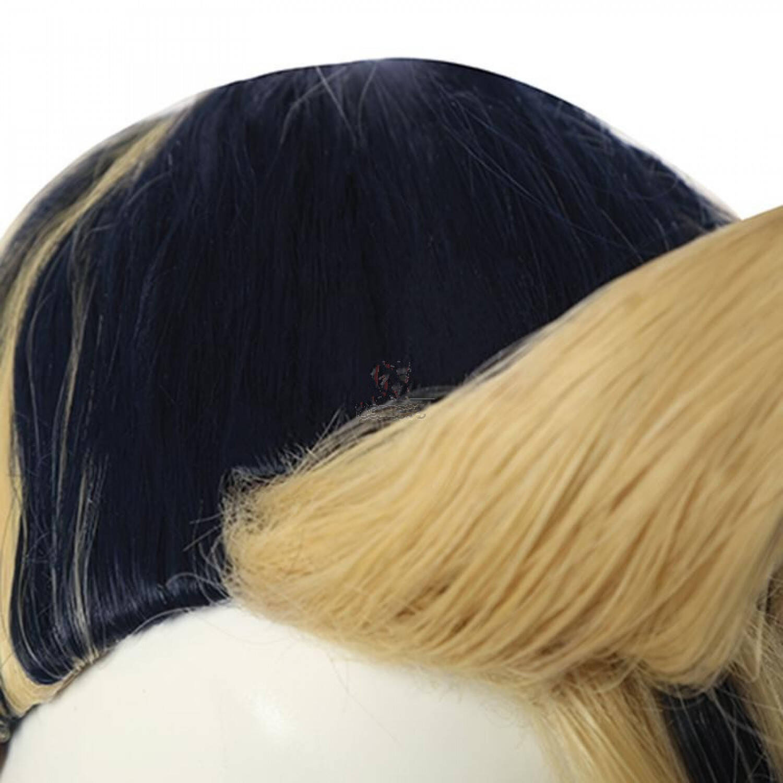 LOL Akali Cosplay Wig