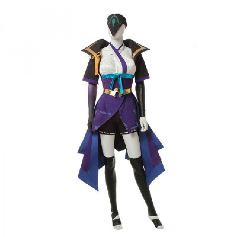 LOL League of Legends Spirit Blossom Vayne Cosplay Costume