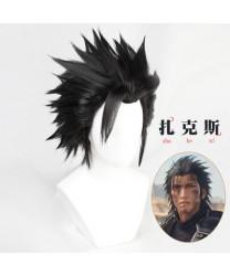 Crisis Core Final Fantasy VII Zack Fair Cosplay Wig