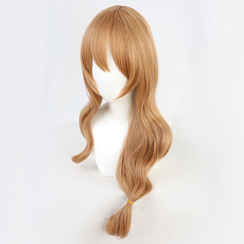 Genshin Impact Diluc Lisa Cosplay Wig