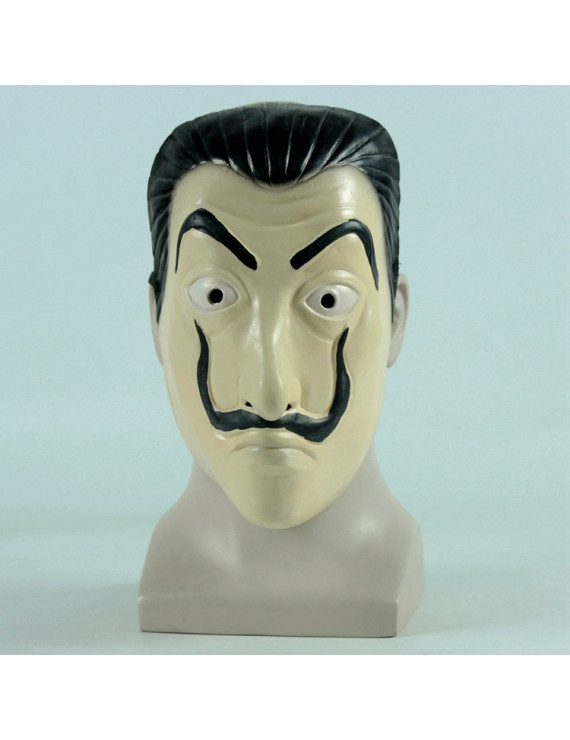 House of Cards salvador dali mask