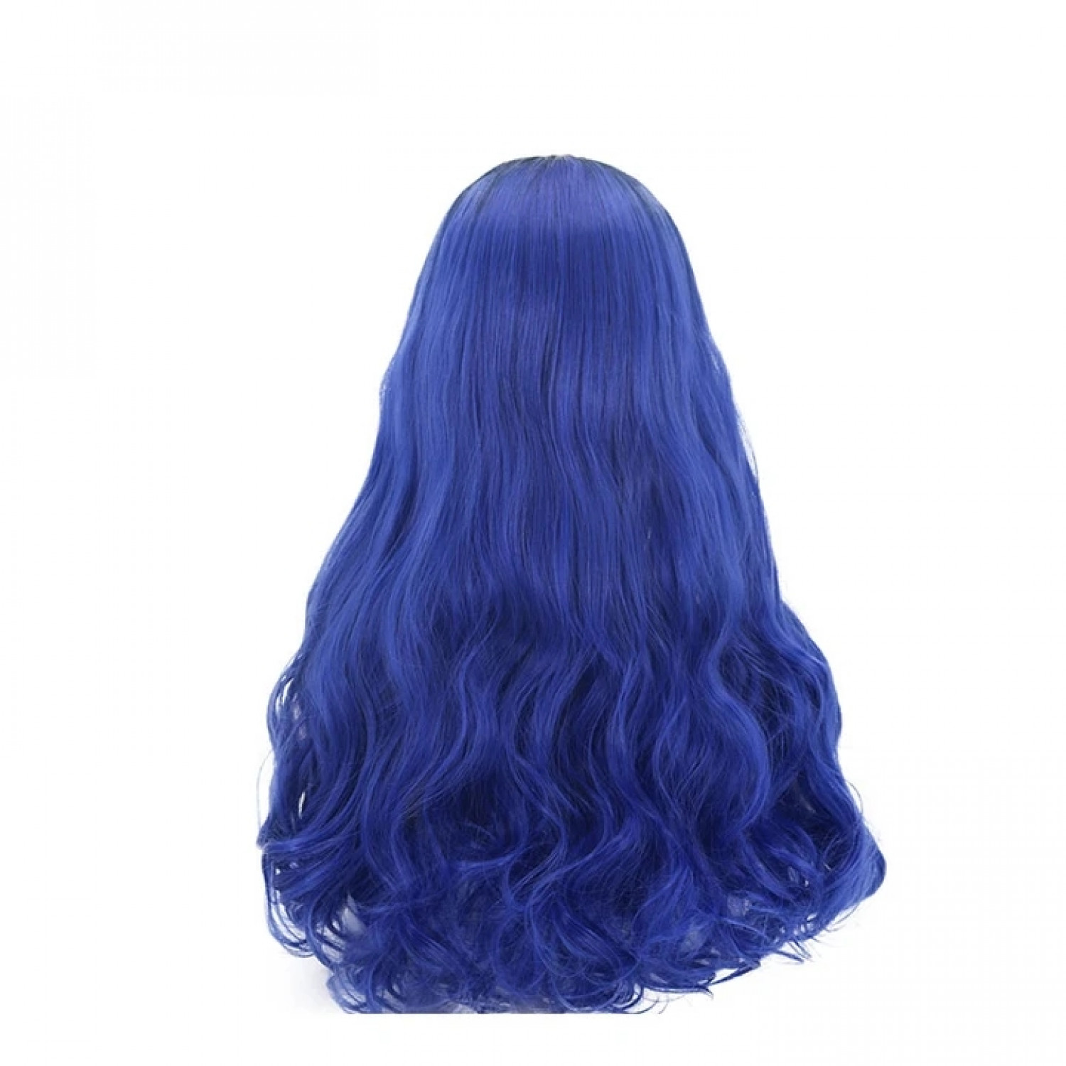 Descendants 3 Evie Blue Movie Cosplay Wig