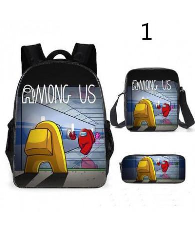Among Us Pen bag backpack oblique cross shoulder bag