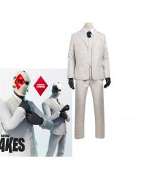 Fortnite Wild Card Game Cosplay Costume