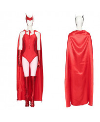 Cosplay Costume for Wanda Vision Scarlet Witch Wanda