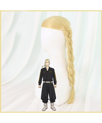 Tokyo Revengers Ken Ryuguji style Cosplay Wig