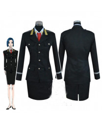 ACCA:13 Territory Inspection Dept Aroli Suit skirt Cosplay Costume