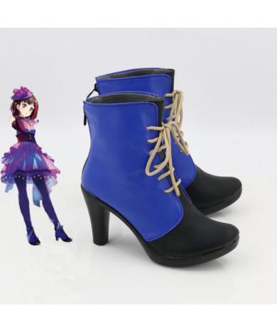 BanG Dream! Mitake Ran Anime Girl Cosplay Boots