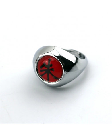 Naruto Cosplay Anime Cosplay Accessories Ring Alloy