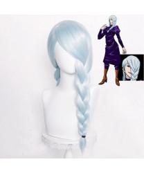 Jujutsu Kaisen Mei Mei Long Anime Styled Cosplay Wig