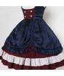 Customized Lolita White Snow Summer Version Sweet JSK Lolita Dress