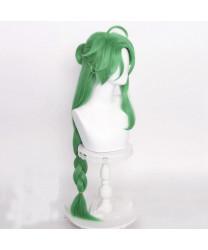 Genshin Impact Baizhu Styled Cosplay Wig