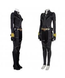 Captain America Civil War Black Widow Natasha Romanoff Cosplay Costume