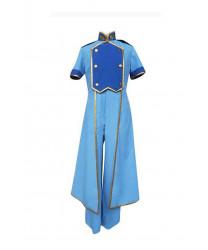 Cardcaptor Sakura Syaoran Li Battle Suit Cosplay Costume