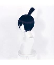 Chainsaw Man Hayakawa Aki Anime Styled Cosplay Wig
