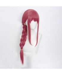 Chainsaw Man Makima Anime Styled Cosplay Wig