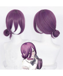 Chainsaw Man Reze Anime Styled Cosplay Wig