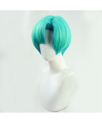 PROMARE Remi Puguna Short Straight Cosplay Wig + Wig Cap
