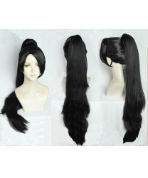 Valorant Sage Long Game Styled Cosplay Wig + Wig Cap