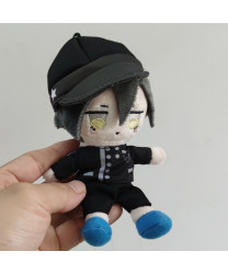 Danganronpa V3 Dangan Ronpa Saihara Shuichi Plush toy doll key chains