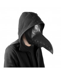 Steampunk Plague Beak Masquerade Party Mask Headgear Party
